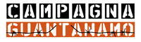 Pagina web della Campagna Guantanamo