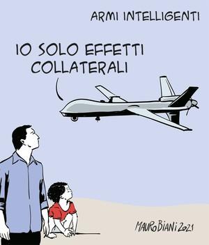 Droni, effetti collaterali
