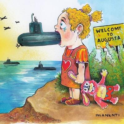 vignetta di Guglielmo Manenti