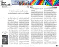 Tempi di Fraternità - Vittorio Agnoletto: democrazia e umanità