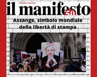 Assange, simbolo mondiale della libertà di stampa