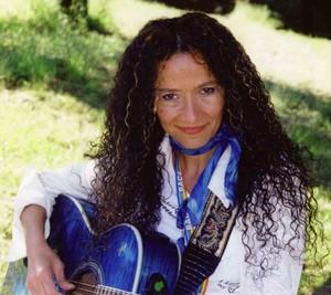 La cantautrice Agnese Ginocchio