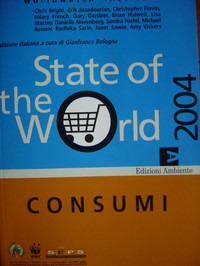 """State of the World 2004 Consumi """