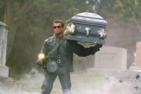 Terminator contro il vagabondo