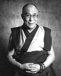 """""""...la sua società appoggia azioni cruente e massacri di massa che violano il valore tibetano"""""""