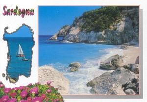 cartolina Sardegna