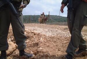 Contro la deportazione dei pastori palestinesi del villaggio di Suseya