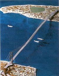La piccola città che sfida ponte e mafia
