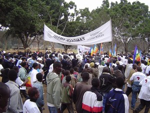 Nairobi Peace March