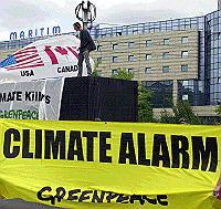 Protocollo Kyoto, Russia dice sì tra entusiasmi e polemiche