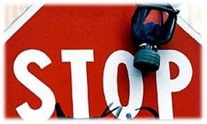 foto contro inquinamento