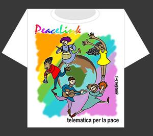 Maglietta Bianca disegnata da Mauro Biani