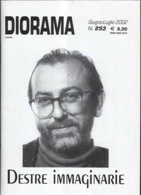copertina del mensile Diorama
