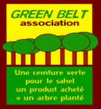 Logo del movimento Green Belt