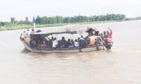 Barca di immigrati
