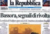 Copertina Repubblica