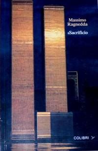 """Copertina libro """"Il Sacrificio"""""""