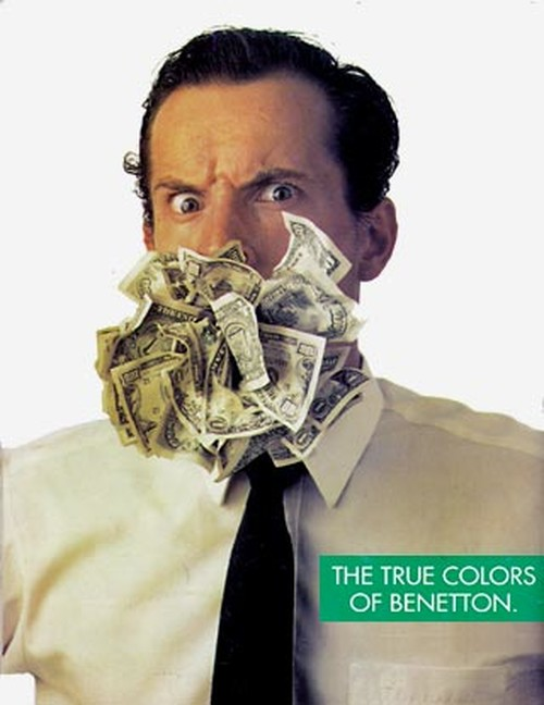 The true colors of benetton