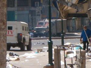 Israele - Conseguenze degli attacchi nelle città