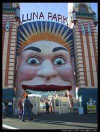 Luna Park di Sidney