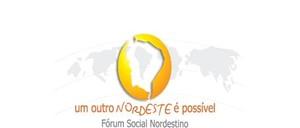 Logo del Social Forum Nordestino del Brasile