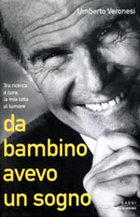 copertina del libro di  Veronesi