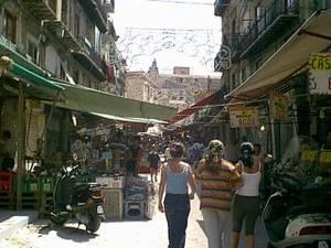 Palermoi: Il mercato di Ballarò