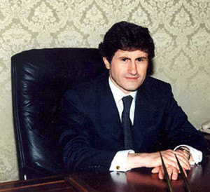 Il Ministro Alemanno