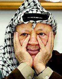 La mia storia con Yasser Arafat