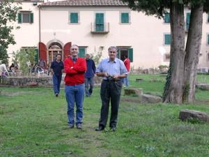 Alessandro Marescotti e Giovanni Matichecchia, ambedue tarantini