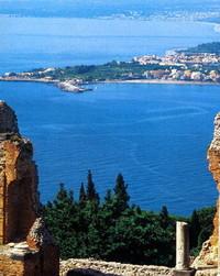 Veduta di Messina