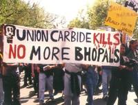 Bhopal, la globalità del male