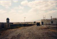 Una vista di Zakho, in Iraq, dove si svolse nel 1991 la Missione Airone
