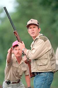 Bush a caccia