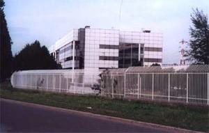 CEntro sperimentazione della Aventis Francia