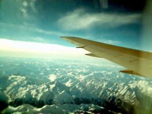 Alpi in aereo