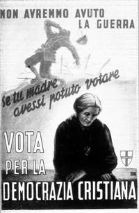 Manifesto - Democrazia Cristiana