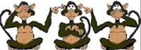 """Appello """"No alla censura delle tre scimmie"""""""