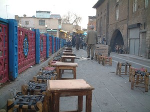 Tavolini da te' a Diyarbakir