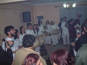 Canto Yazidi, al centro culturale curdo di Diyarbakir