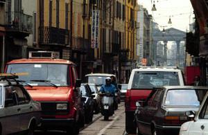 Milano Corso di Porta Ticinese