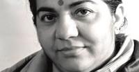 La fisica economista indiana Vandana Shiva, Premio Nobel alternativo per la pace 1993