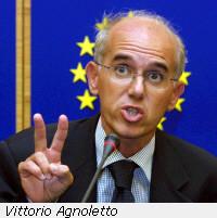 il parlamentare europeo Vittorio Agnoletto
