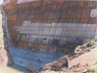 Brasile, la diga abbatte la foresta