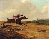 La beffa della volpe all'ultima caccia