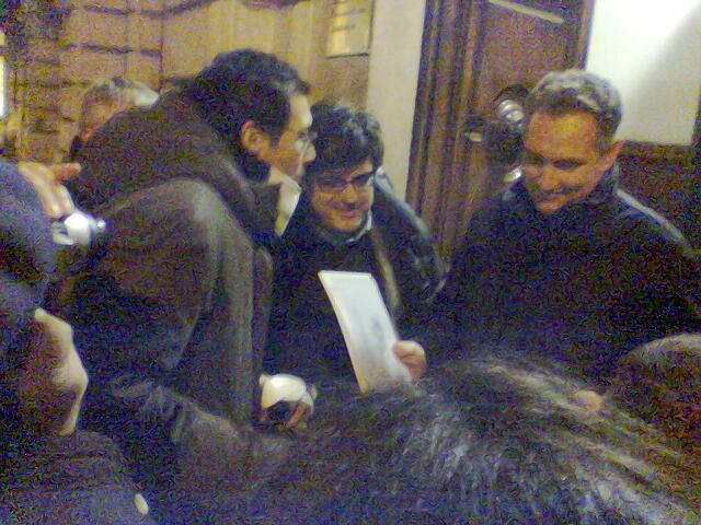 Consegnamo ai giornalisti del Corriere della Sera il dossier sulla Legge Delega