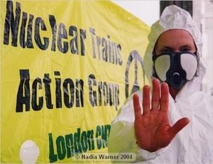 manifestazione antinucleare