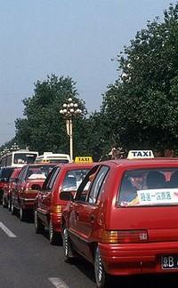 Traffico a pechino