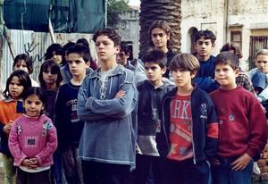 Alla luce del sole è dedicato ai bambini di Palermo.