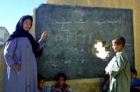 Scuola a Kabul.